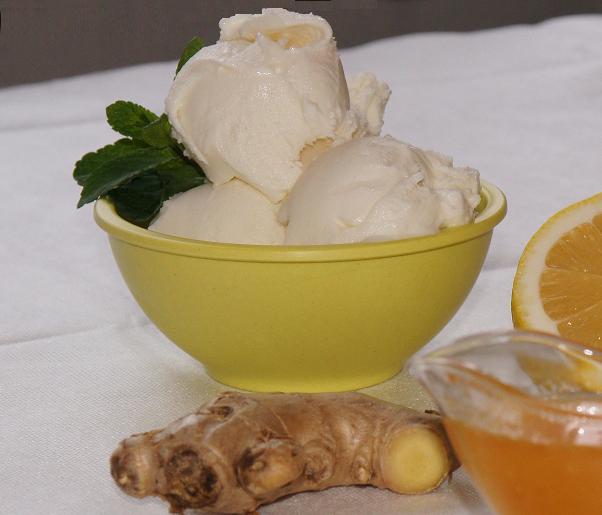 мороженое имбирь-лимон2